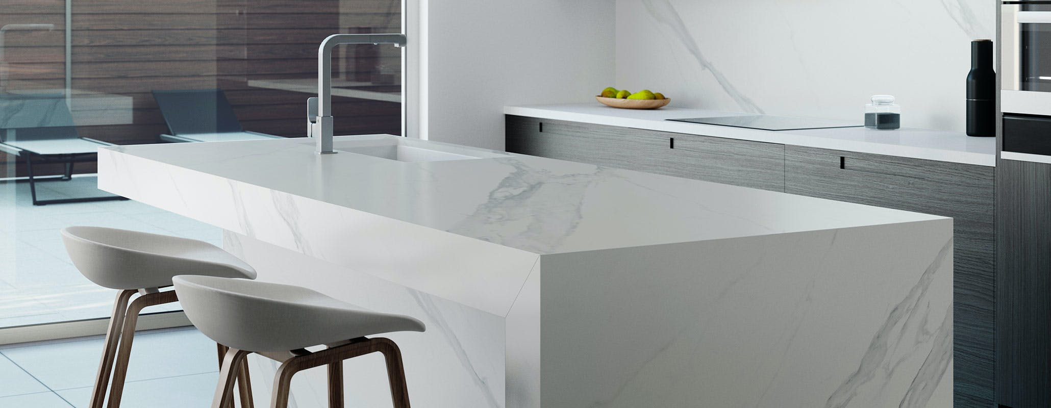 Opera Dekton Natural Collection