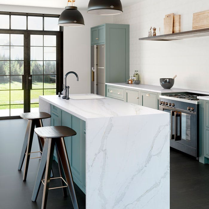 Silestone® eternal Calacatta Gold