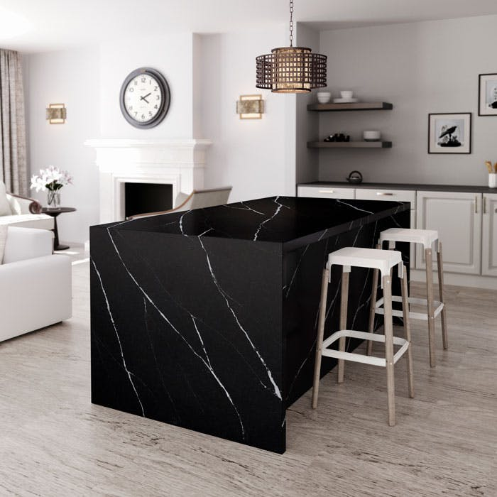 Wonderful Silestone® Eternal Marquina