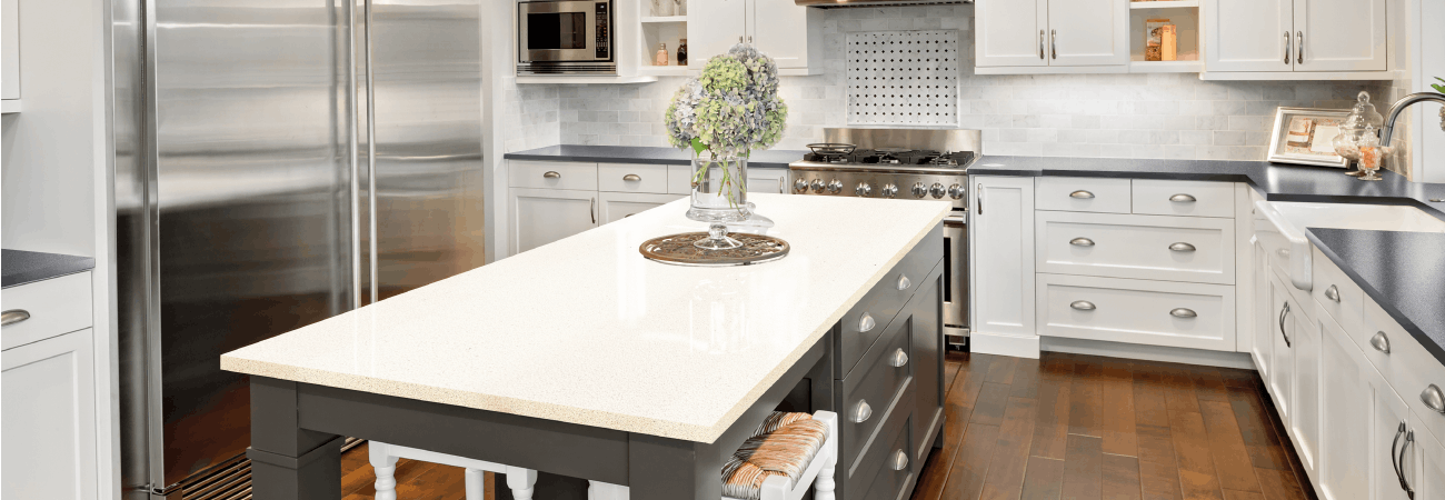 Silestone American Kitchens Adorable American Kitchen Design