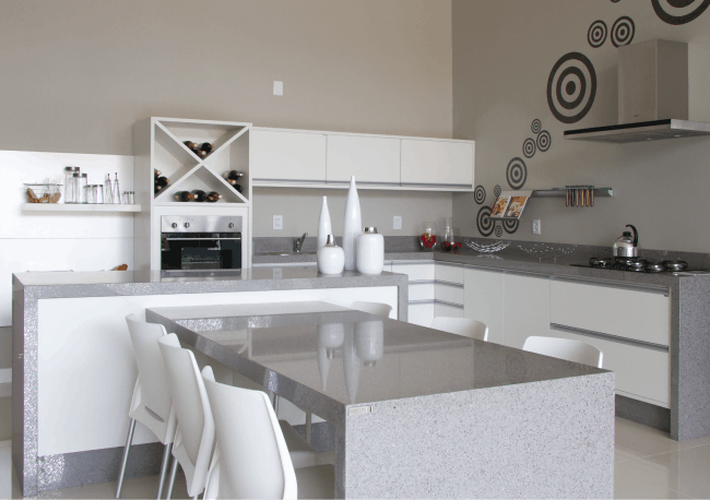 Silestone Scandinavian Kitchens