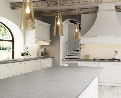 Silestone Kitchen - Eternal Serena