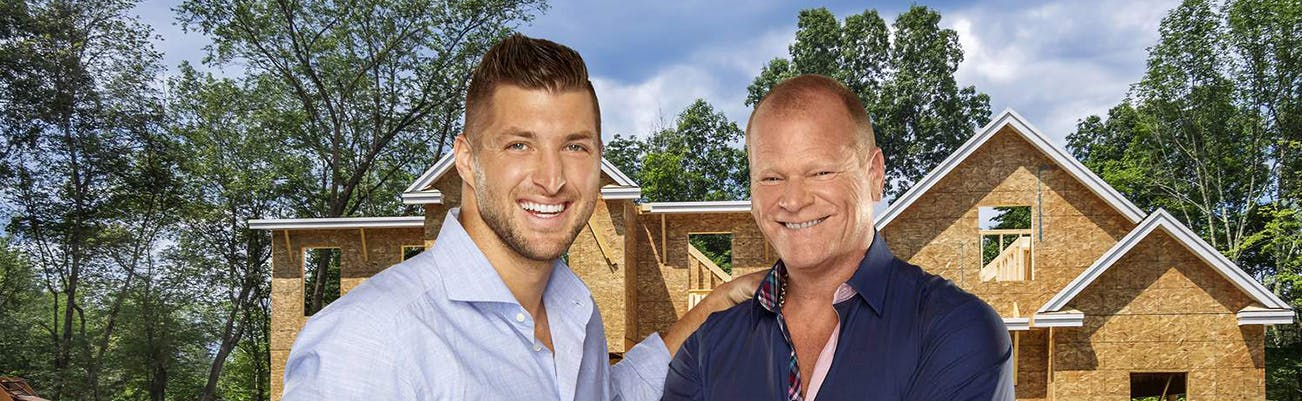 Mike Holmes and Tim Tebow - Home Free