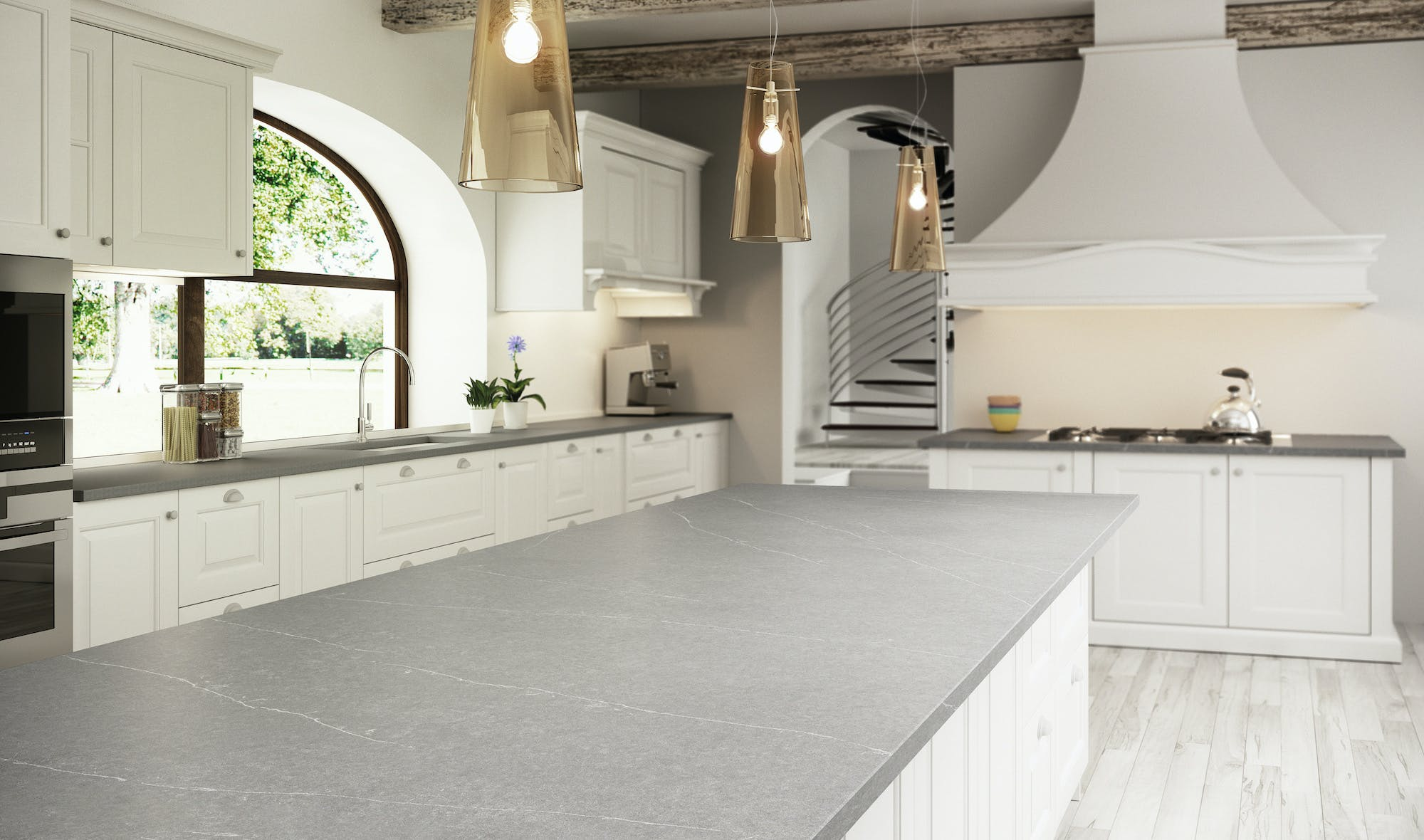 Silestone-Kitchen-Eternal-Serena