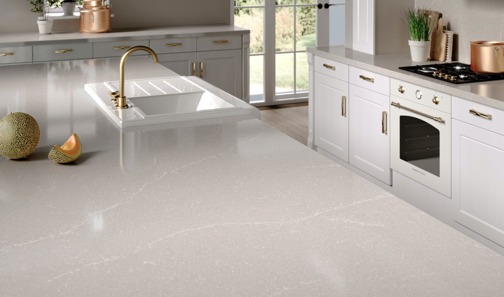 Silestone-Kitchen-HD-Desert-Silver